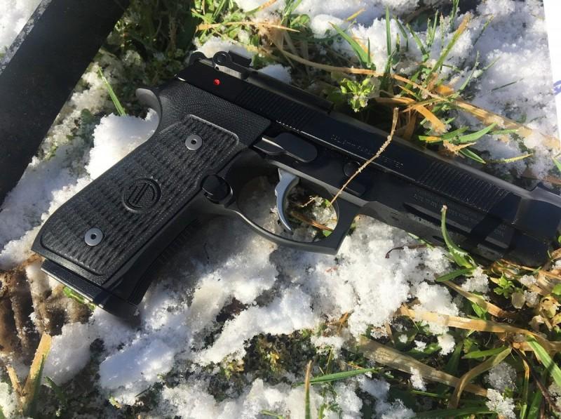 """100 LTT-1 Langdon Tactical Pistol Skills Target 18/"""" x 25/"""","""