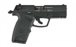 Steyr Arms RFP Rimfire Pistol Semi Auto Pistol .22 LR 4.09-Inch Barrel 10 Rd Fixed Sights Black