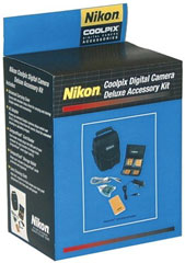 Nikon Coolpix Digital Deluxe Accessory Kit