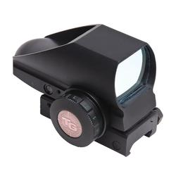 TruGlo Red-dot Dual, Red-Green Sight 5 MOA Dot, Black Matte 169066