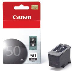 Canon PG-50 Black FINE Cartridge (High Capacity)
