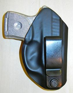Looper Law Enforcement THE BETTY Holster LCP w/CT