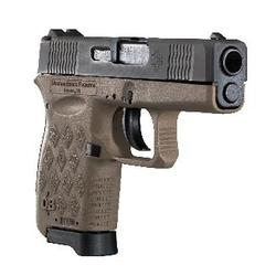 Diamondback Firearms Diamondback 9mm Black/FDE 6+1