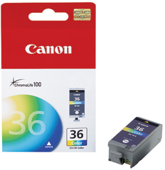 Canon CLI-36 Color Ink Tank