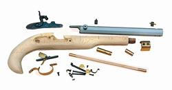 Traditions Kentucky .50-Caliber Percussion Pistol Do-It-Yourself Kit