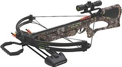 Barnett 78071 Quad 400 Crossbow/Red Dot Package Quad 400 High Definition Camo