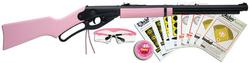 Daisy 4998 Red RYDER Pink Kit BB TINS Air Gun Rifle