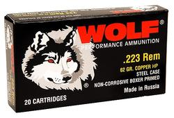 Wolf Performance Ammo .223 Hollow Point