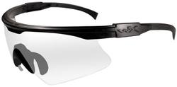 Wiley X PT-1 Sunglasses - Clear Lens / Matte Black Frame, PT-1C