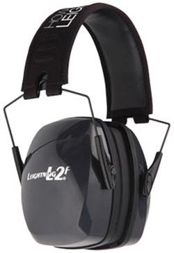 Howard Leight Leightning Noise Blocking L2F Folding Earmuffs R-01525