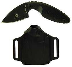 Ka-Bar TDI LE Knife 2 inch Black PLN
