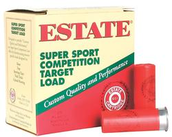 Estate Cartridge SS12L175 12GA Super Sport Target 1oz 25rds