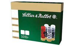 Sellier and Bellot 12GA 2.75 1.12oz04 21PEL 10/250