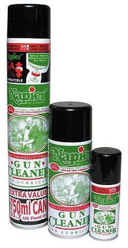 Napier 6014R Gun Cleaner/LUBE 750ML Aero