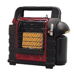 Mr. Heater Portable Buddy Heater - Red