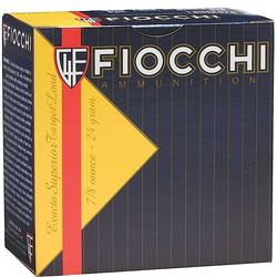 Fiocchi 12IN249 Premium High Antimony Lead 12 ga 2.75
