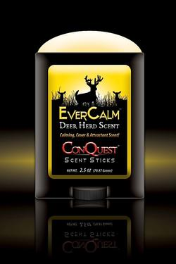 ConQuest Herd in a Stick Cover Scent - Natural