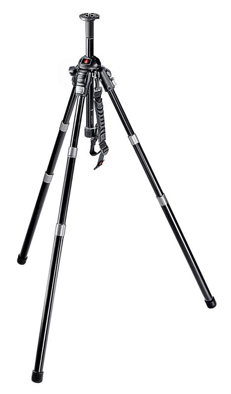 Manfrotto 458B Neotec Pro Photo Tripod w/o Head