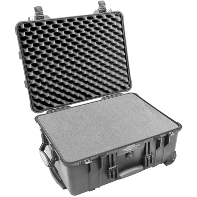 Pelican 1560 Case w/Foam (Black)