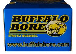 Buffalo Bore Centerfire Handgun Ammo - 9mm Luger - 147 Grain - 20 Rounds - Jacketed HP - 1175 fps