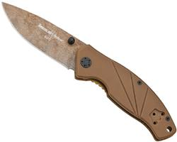 Timberline SOC FOLDER COYOTE TAN PLAIN EDGE