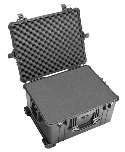 Pelican 1620 Case w/Foam (Black)