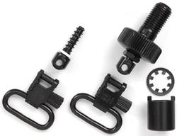 Uncle Mike's Mossberg 500 Sling Swivel Adapter - Black