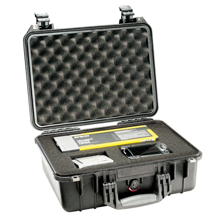 Pelican 1450 Case w/Foam (Black)