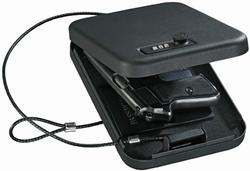 Stack-On PC95C Combination Lock Portable Security Case 6.5