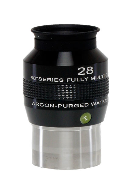 "Explore Scientific 68 Series 28mm Argon-Purged 2.0"" Eyepiece"
