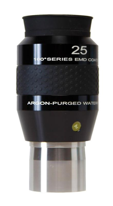 "Explore Scientific 100 Series 25mm Argon-Purged 2.0"" Eyepiece"