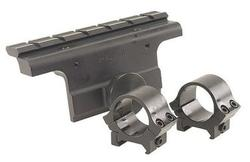B-square Mini 14 Sporting Rifle Mount, Silver 14506