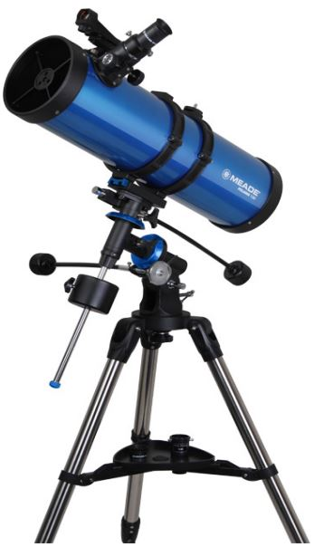 Meade Polaris 130mm Reflector Telescope