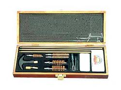 DAC Technologies Universal Cleaning Kit 17PC Wood Box