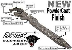 DPMS AR-15 Armorers Wrench Multi-Tool