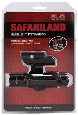 Safariland 1 Rapid Light System, Rls Mount System W/ Safariland Led Light, Black RLS-1-3-PIC1