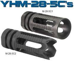 Yankee Hill Machine Company Phantom Flash Hider Black 5.56