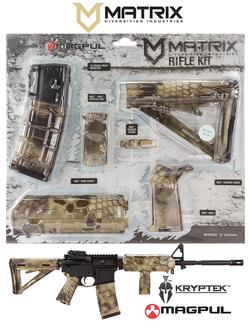 Matrix Diversified Industries MAGCOM47-HL Magpul Kit HIGHLANDER