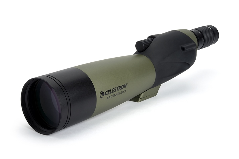 Celestron Ultima 80 - Straight Spotting Scope