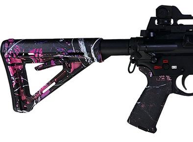Mdi Magmil03 Mg Magpul Kit Pink Muddy Girl Camo Milspec Ar
