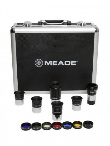 Meade Series 4000 Eyepiece and Filter Set #607001