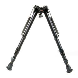 Harris Engineering Ultralight 12-25 in. Bipod, Solid Base