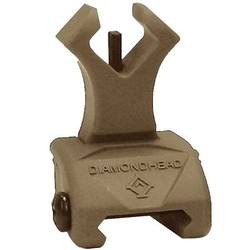 Diamondhead Front Polymer Sight Diamond w/NiteBrite Flat Dark Earth