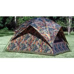 TENT - CAMO HQ SQ DOME - 5 PERSON