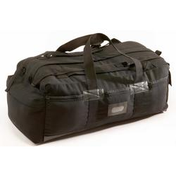 Texsport Tactical Bag, Canvas Black 11882TEX