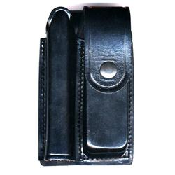 AA HOLSTER HEAVY DUTY BLK
