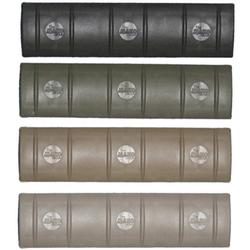 RAIL COVERS - LONG - RCLS 3PK BLK