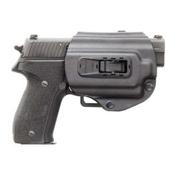 Viridian Tacloc Sig Sauer P220/P226/P229 With X5L Laser Paddle Holster Right Hand Kydex Black Finish