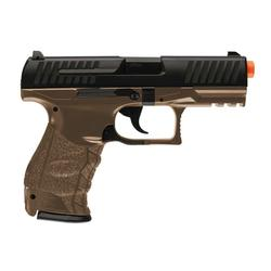 Walther PPQ - Dark Earth Brown