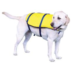 Onyx Nylon Pet Vest - X-Large - Yellow